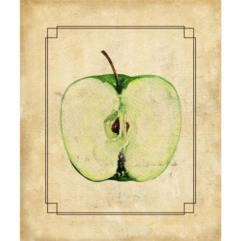 49208 Reamark Promo Code by Creative Gallery 20 In X 24 In Apple Half Planked Wood