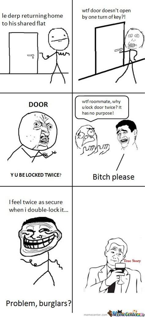 Gay Roommate Meme - door roommate memes best collection of funny door roommate pictures