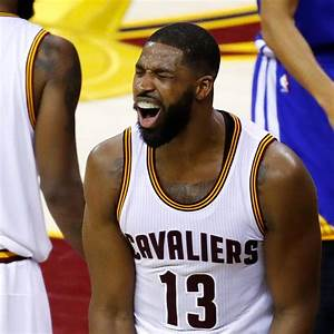 Tristan Thompson Says Cavaliers Won't Be Punked After Game ...