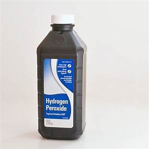 Uses For Hydrogen Peroxide