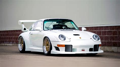 Ultrarare Porsche 993 Gt2 Evo Race Car Up For Auction