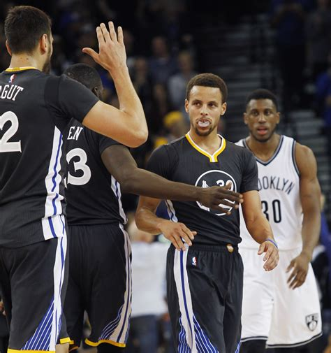 Curry leads Warriors over Nets in Filipino Heritage Night ...