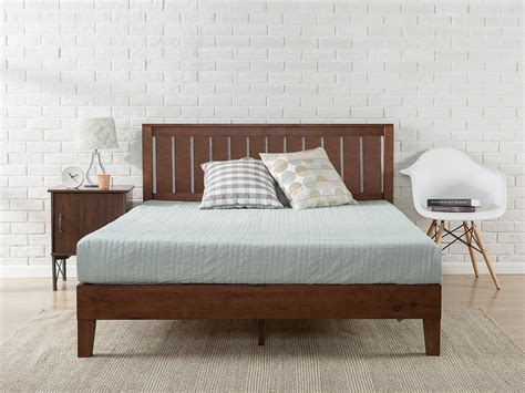 How To Build Wood Platform Bed The Home Redesign