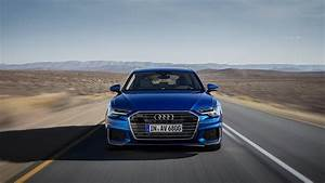 2019 Audi A6 Avant Unwrapped with Standard Mild Hybrid