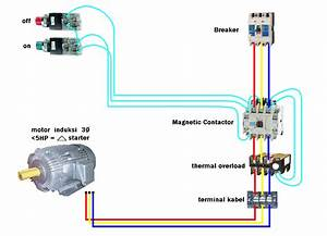 Diagram  Wiring Diagram Star Delta Starter Full Version