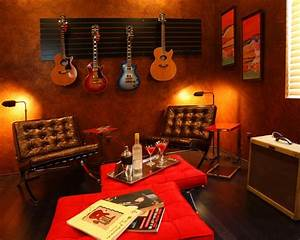 Music Room - Transitional - Home Office - Phoenix - by Liz