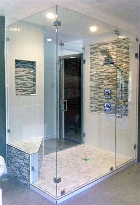Glass Shower Enclosure by Glass Shower Enclosures And Doors Gallery Shower Doors