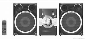 Panasonic Sc-akx56 - Manual - Micro Hifi System