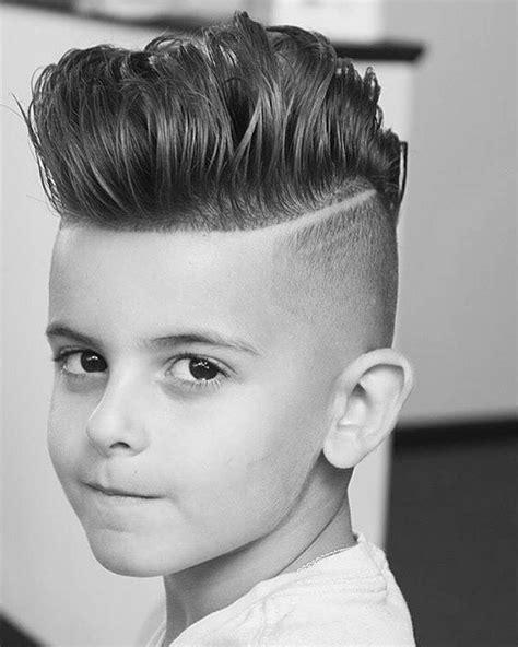 Long hair cuts for boys