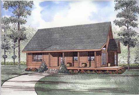 bedroom  bath log cabin house plan alp  allplanscom