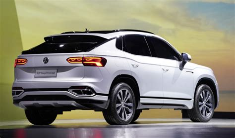 Today, they are the most popular vehicles in the consumer market. VW's 2-row Atlas SUV shown in China as Teramont X | Self ...