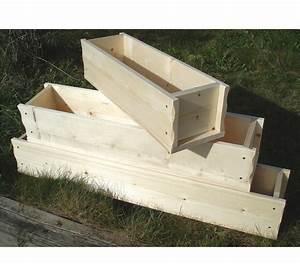 Balkon Blumenkasten Holz : holz blumenkasten rechteckig dehner ~ Orissabook.com Haus und Dekorationen
