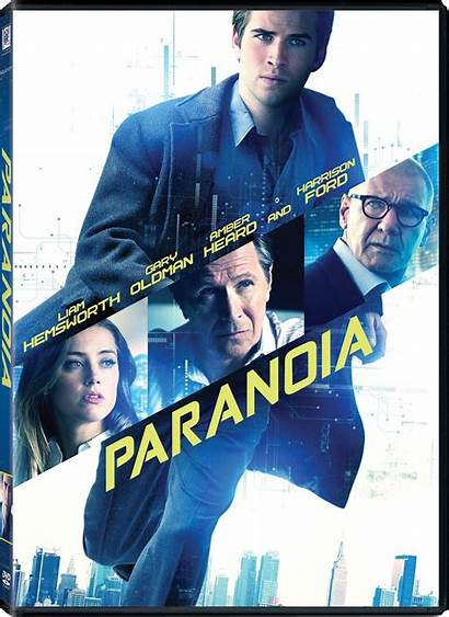 Paranoia Dvd November Release Date Covers Cast