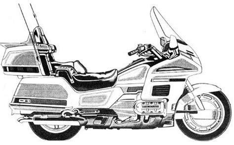 Honda Goldwing Clipart & Free Clip Art Images #19339