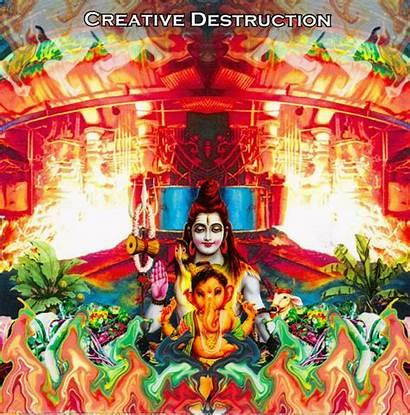 Creative Destruction Idwal Fisher
