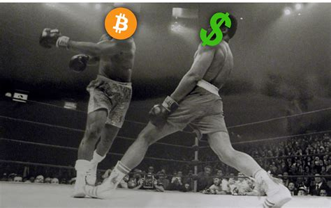 Bitcoin Fiat by Opinion Bitcoin Vs Fiat Time For The New Wine