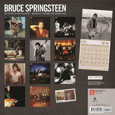 bruce springsteen calendars ukpostersabposterscom