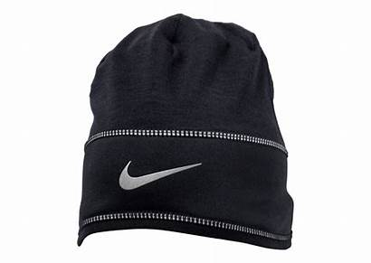 Nike Bonnet Skully Run Noir Bonnets Vert