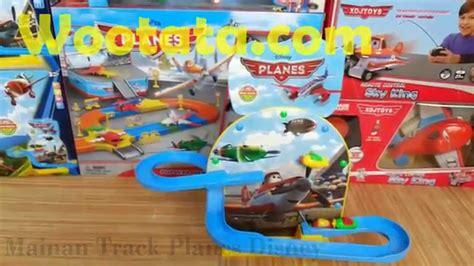 mainan anak laki laki murah track planes disney