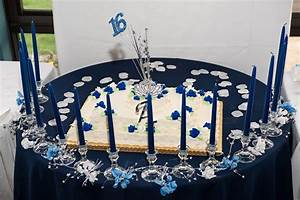 Alexandra39s Sweet 16 Cake And Candles For Her Candle