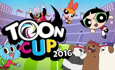 toon cup  sports games games xl