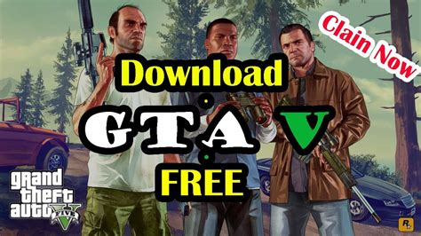 How To Download GTA V Free From EPIC Games Store [ PART ...