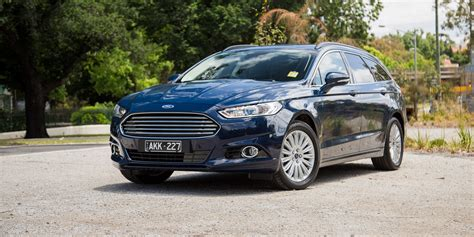 2017 ford mondeo trend wagon review photos caradvice