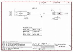 Usb To Rj45 Cisco Console Cable Wiring Diagram