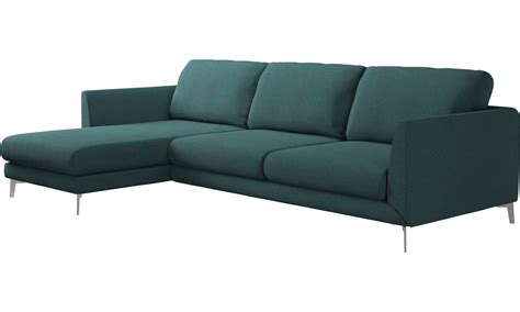 Chaise Sofa by Chaise Longue Sofas Fargo Sofa With Resting Unit Boconcept