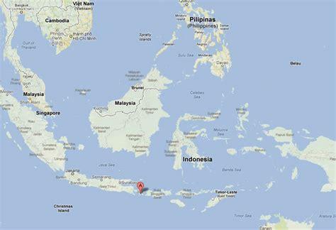 denpasar map  denpasar satellite image