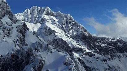 Mountains Animated Snow Gifs National Eco Park