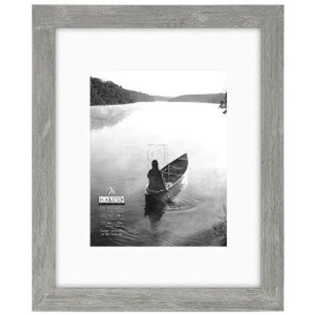 frame matted to 16x20 11x14 16x20 gray matted picture frame walmart