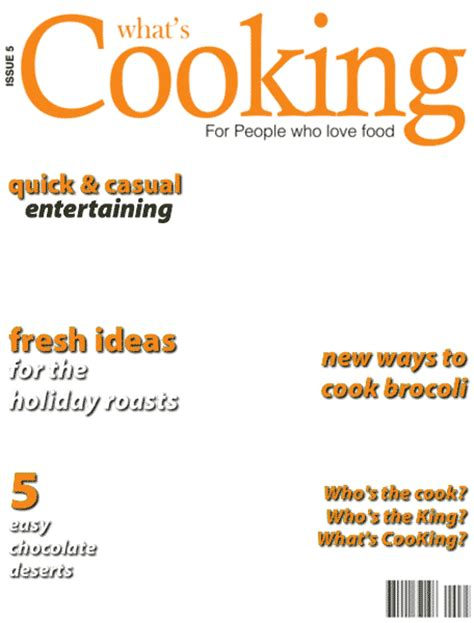 Make Your Own Magazine Cover Template by Inmagazines Magazine Cover Generator