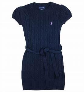 robe longue en laine ralph lauren childrenswear pour fille With robe longue en laine