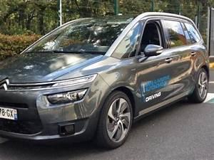 Peugeot Voiture Autonome : voiture autonome des citro n c4 picasso sans conducteur circulent en r gion parisienne ~ Voncanada.com Idées de Décoration