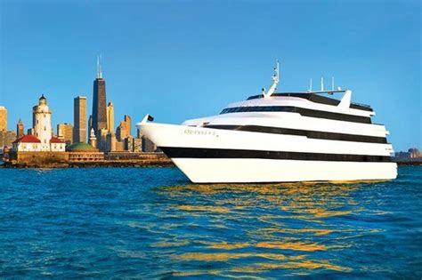 Family Boat Cruise Chicago by Odyssey Cruises Chicago Streeterville Restaurant