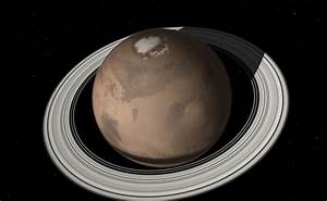 Mars moon could form ring around Red Planet after breakup