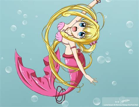 25+ Best Images About Mermaid Melody (pichi Pichi Pitch