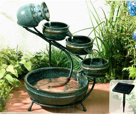 Lade Da Giardino A Energia Solare Prezzi by Fontana Solare Zen Ceramica Il Portale Sole