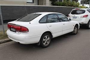 1995 Mazda 626 Dx 4dr Sedan 5 Od