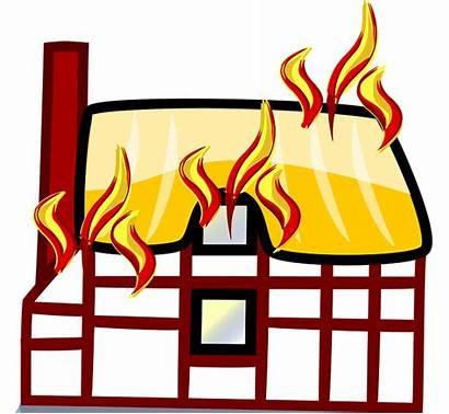 Fire Clipart Safety Smoke Visit Common Causes