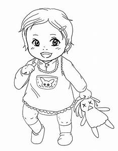 Baby Girl by Chibi-Ragdoll on DeviantArt