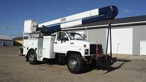 Chevrolet Kodiak  1994    Bucket    Boom Trucks
