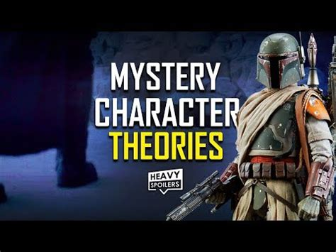 THE MANDALORIAN: Who Is The Mystery Character? | Best Fan ...