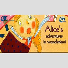 Learn English Through Story 01  Alice's Adventures In Wonderland Youtube