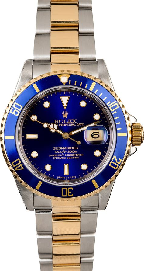 Rolex Submariner 16613 Oyster Band