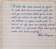 Good Handwriting Practice Worksheets