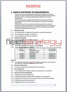sample tender materials fleetstrategy With tender documents project management