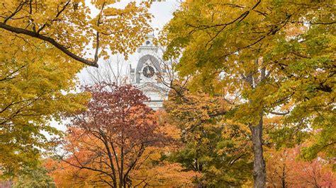 fall break begins hillsdale college