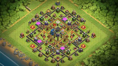 farming trophy base base  clans